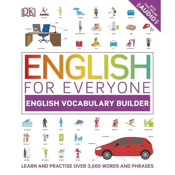 English Vocabulary Builder 2018